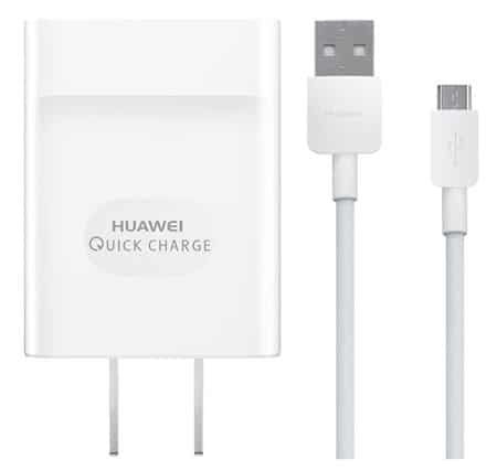 Huawei 9V2A Quick Charge Travel Charger