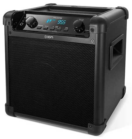 Ion Audio iPA77 Tailgater Portable Bluetooth Speaker