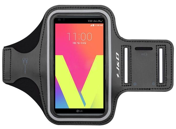 J&D Sports Armband for LG V20