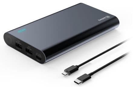 Jackery Titan S Qualcomm QC2.0 20100 mAh Power Bank
