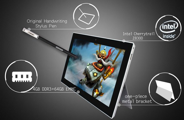 Jumper EZpad 5SE Tablet PC Hardware