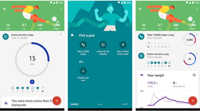 Keep Yourself Healthy with the Help of your Android