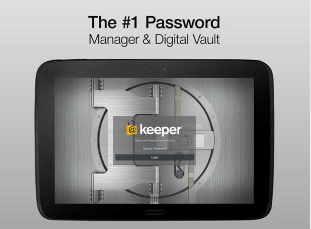 Keeper® Password Manager - Password Manager Apps for Android