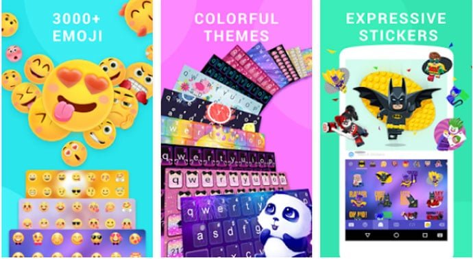 Kika Emoji Keyboard - Best Emoji App for Android