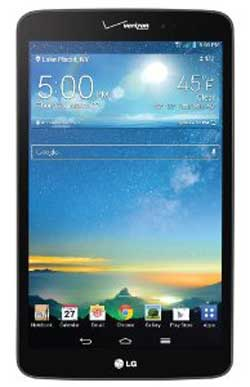 LG G Pad 4G LTE Tablet, 8.3-Inch 16GB - LG Android Tablets