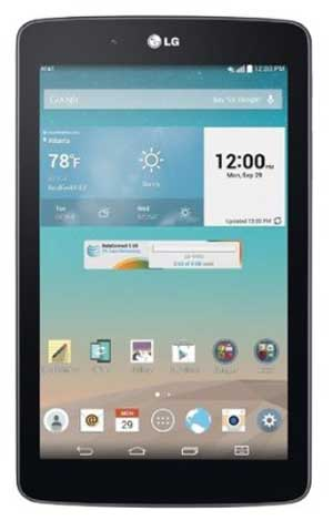 LG G Pad V410 7-Inch 4G LTE 16GB Tablet