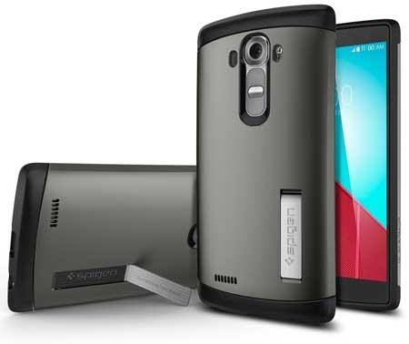 LG G4 Case by Spigen - LG G4 Accessories