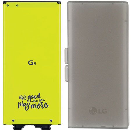 LG Spare Extra Standard Replacement Battery BL-42D1F