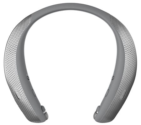 LG TONE Studio HBS-W120 - Wearable Personal Speaker