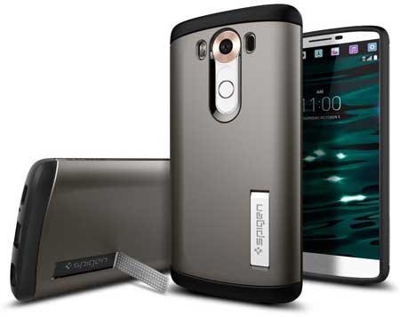 LG V10 Case by Spigen