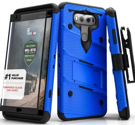 LG V20 Case Lifeproof by Zizo