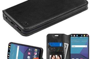 LG V30 Flip Case