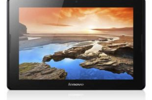 Lenovo Tab A10 10.1-Inch 16 GB Tablet (59413342) Navy Blue