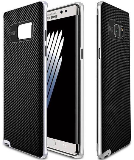 MYRIANN PREMIUM BUMPER Dual Layer Premium Case for Note 7