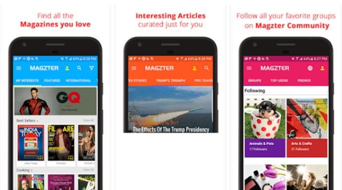 Magzter: All Digital Magazine