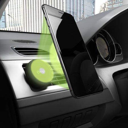 Mengo Magna-Snap Mini Magnetic Air Vent Car Mount