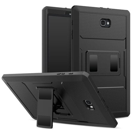 MoKo Full Body Rugged Cover with Built-in Screen Protector for Samsung Galaxy Tab A 10.1