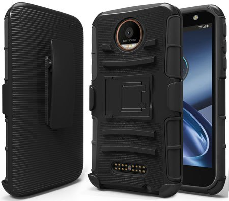 Moto Z Force Droid Case from NageBee