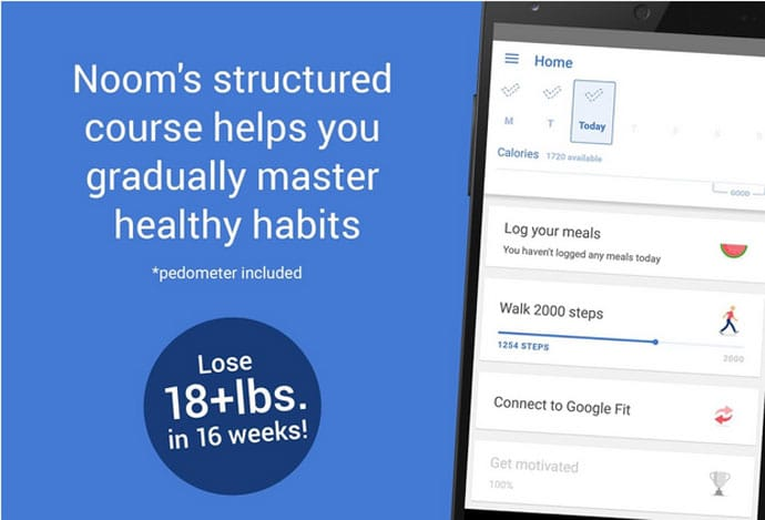 Noom Coach: Best Weight Loss Apps for Android