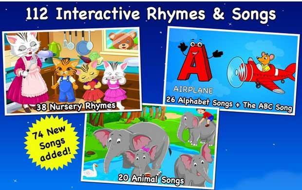 Nursery Rhymes For Kids