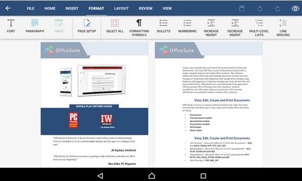 OfficeSuite 8 + PDF Editor