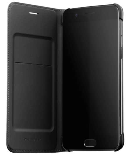 OnePlus 5 Flip Cover Black