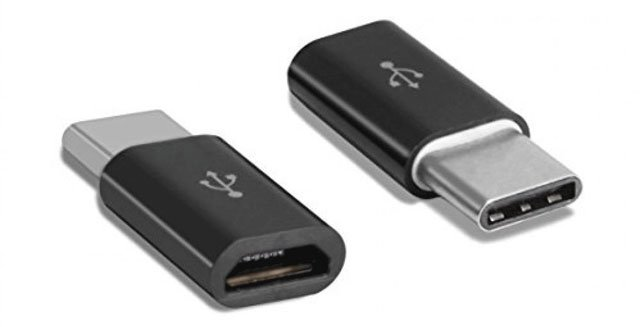 PHL 2 X USB-C to Micro USB Adapter