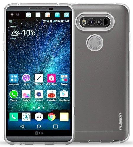PLESON LG V20 Case Cover
