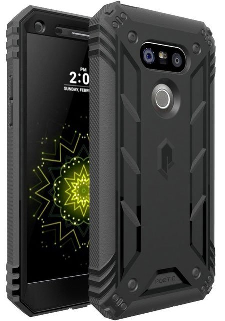 POETIC Revolution Series Case for LG G5
