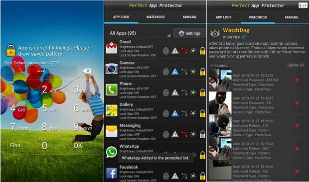 Perfect AppLock - Android App Locker
