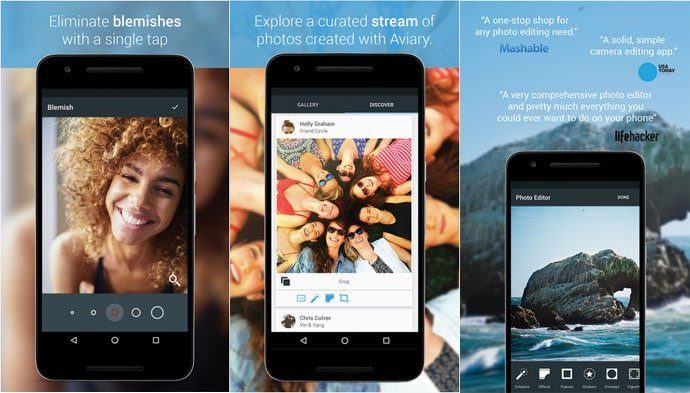 Photo Editor by Aviary - Photo Editor for Android