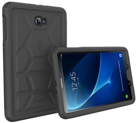 Poetic Rugged Protective Silicone Case for Galaxy Tab A 10.1