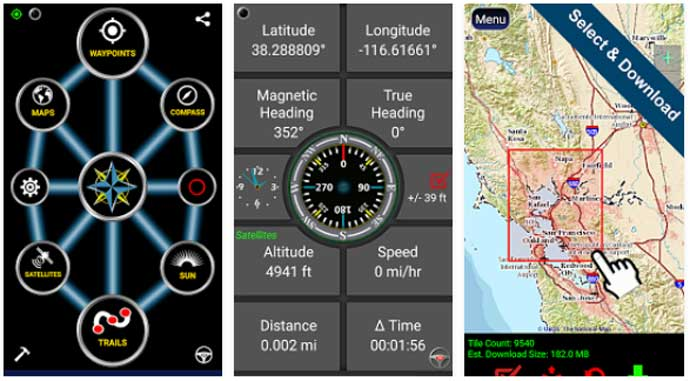 Best Navigation App for Android