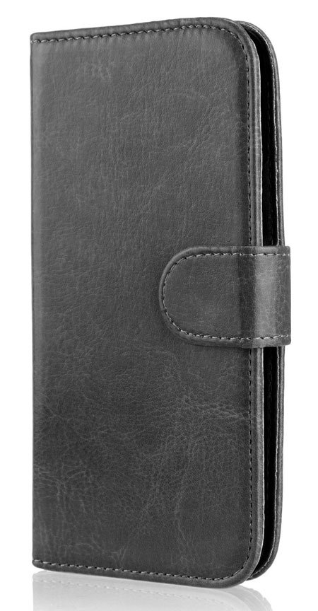 Premium PU Leather Book Wallet Style Case Cover for X Performance