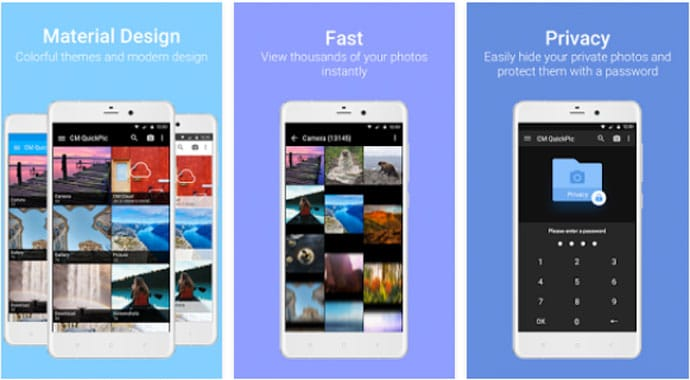 Gallery App for Android
