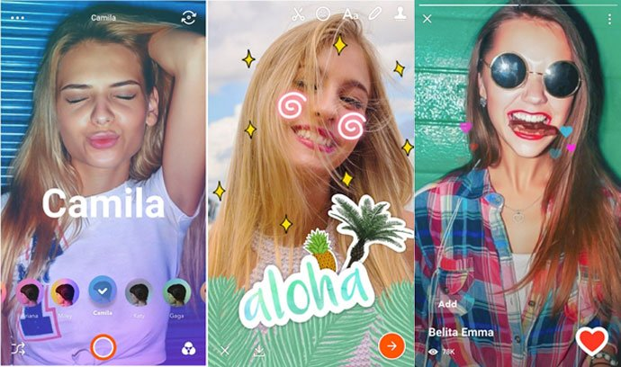 Retrica – Selfie Camera Apps fro Android