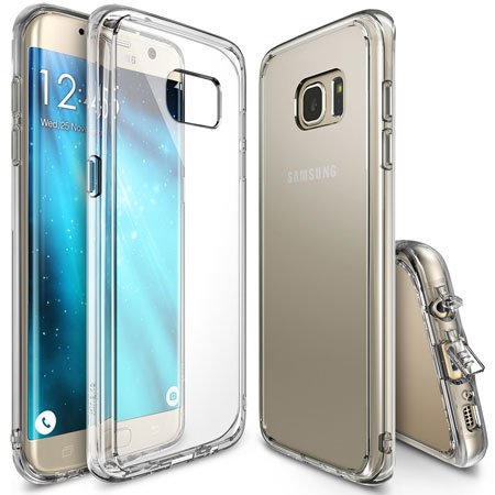 Ringke [Fusion] Crystal Clear PC Back TPU Bumper for Samsung Note 7