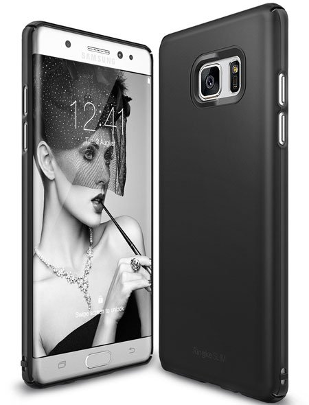 Ringke [Slim] Snug-Fit Slender Case for Galaxy Note 7