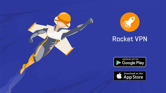 Rocket VPN App Review