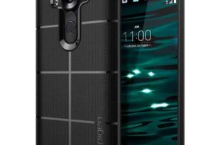 Rugged Armor Case for LG V10 from Spigen