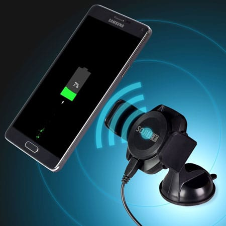 Samsung Galaxy Note 7 Wireless Car Charger