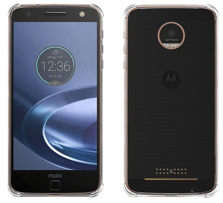 Moto Z Force Cases