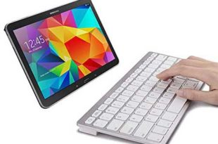 SPARIN® Mini Bluetooth Keyboard for Samsung Galaxy Tab S2 9.7/8.0 Inch