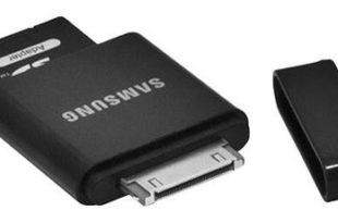 Samsung EPL-1PREBEGXAR Galaxy Tab SD Card Reader