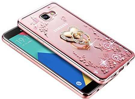 Samsung Galaxy C7 Case by Wangdue S