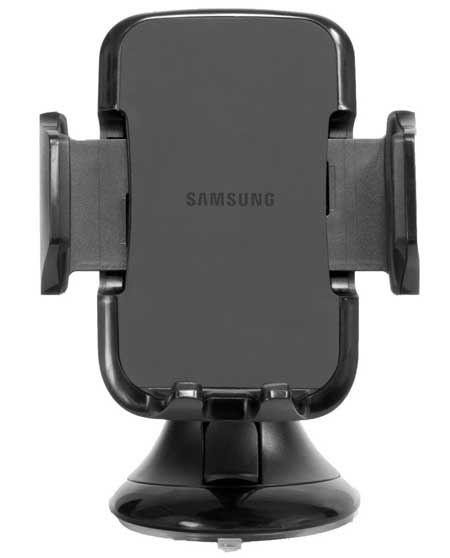 Samsung Galaxy Note 5 Universal Suction Car Mount Kit