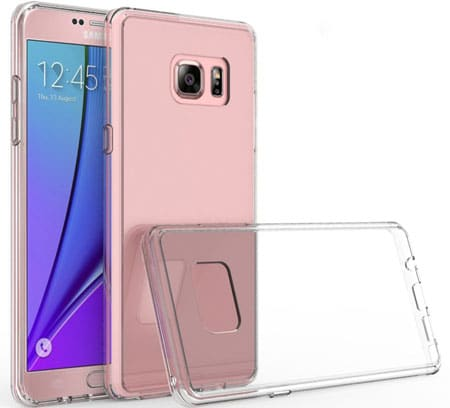 Samsung Galaxy Note 7 Bumper Case Cover from IVSO
