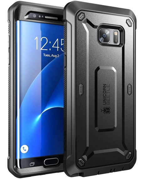 Best Full-body Rugged Holster Case for Samsung Galaxy Note 7 by SUPCASE