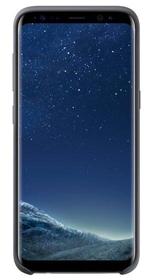 Samsung Galaxy S8 Silicone Case Cover