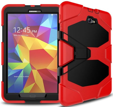 Samsung Galaxy Tab A 10.1 Case by Veggzy